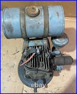 Sears, Roebuck & Co Gas Engine Hit & Miss SN# 586383