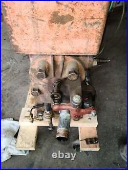 Sparta Economy 2HP Hit And Miss Engine runs
