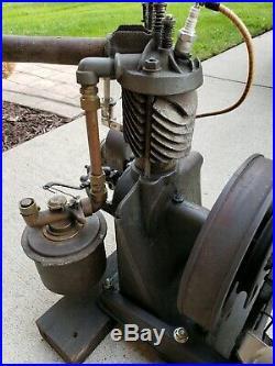 Standard Cream Separator, Burton Paige Engine