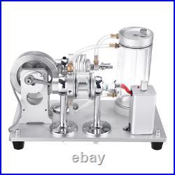 Stirling Engine Hit & Miss Gas Combustion Gasoline Cylinder Motor Model STEM Toy