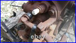Stover 1 1/2 HP Gas Engine MT-6656