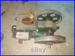 Stover 1 1/2 Hp Hit And Miss Engine