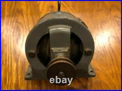 Stuart Dynamo for Live Steam Engine or Hit Miss Original Complete & Working