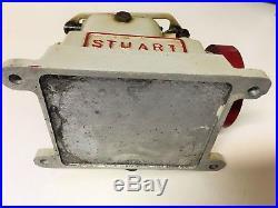 Stuart Live Steam Engine Sirius Marine Hit Miss Excellent