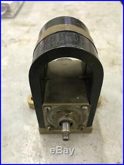 Sumpter 22 One Cylinder Antique Hit And Miss Gas Engine Magneto Hot