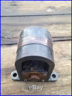 Sumpter Hit And Miss Gas Engine Fairbanks Magneto Great Condition