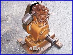 Super Original Air Cooled SATTLEY Montgomery Ward Vertical Engine Hit Miss Type