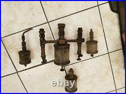 THE BALL Huge Antique 15HP Hot Tube Hit-Miss Gas Oil Field Engine 190 RPM