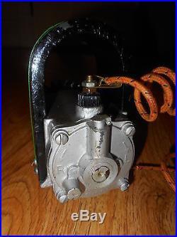 TOTALLY REBUILT JOHN DEERE E HIT & MISS GAS ENGINE MAGNETO WITH GEAR L@@K