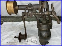 The Pickering 1 Vertical 3 Ball Fly Governor Steam Gas Oilfield Engine Hit Miss