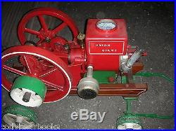 Union Giant, Hit and Miss Engine