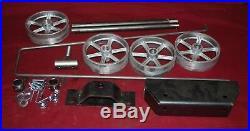 Universal Small Engine Truck Cart Kit Briggs Hit Miss Axle Wheel Gas Motor