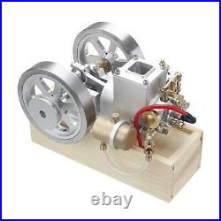 Upgraded Horizontal Water Cooled Gasoline Hit & Miss Combustion Engine Model