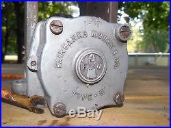 Very Nice Hot Type R Magneto Fairbanks Morse Z Hit & Miss Gas Engine L@@k