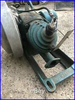 VINTAGE MAYTAG TYPE FY-ED4 MODEL HIT n MISS ENGINE WASHER. ORIGINAL