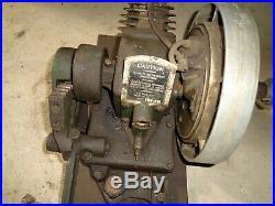 VINTAGE MAYTAG TYPE FY-ED4 MODEL HIT n MISS ENGINE WRINGER WASHER/OTHER GOOD