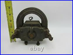 VTG WEBSTER TRIPOLAR Type A-L HIT MISS GAS ENGINE MAGNETO MAG PARTS OR REPAIR