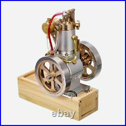 Vertical Hit & Miss Gas Engine assembly kits Educational Stirling Engine Model