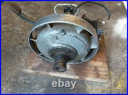Very Early Johnson Utilimotor Engine Hit Miss Engine Low Serial # Rare Engine
