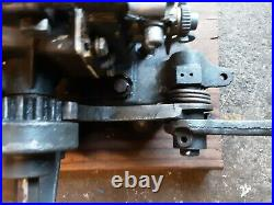 Very Early Johnson Utilimotor Engine like Hit Miss or Maytag Engine Low Serial