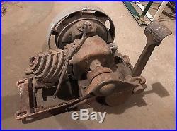 Vint. Maytag Engine Type FY-ED4 Kick Start Motor Hit & Miss Washing Machine S233