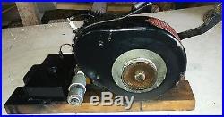 Vintage 4 Cycle Iron Horse Motor Johnson Motors Hit Miss Stationary X-405