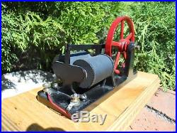 Vintage Antique Electric Toy Hit Miss Style (motor) Engine Slightly Used