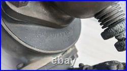 Vintage Brass Schebler Carburetor D 95 Free Shipping
