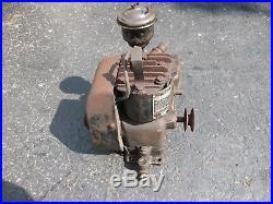 Vintage Briggs & Stratton WI WM WMB Stationary Engine Vintage Mower Hit Miss