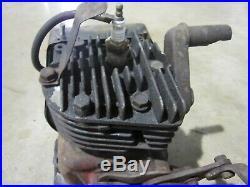 Vintage Briggs & Stratton WM WMB WI Stationary Engine Kick Start Hit Miss