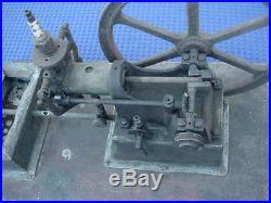 Vintage Hit Miss Model Engine Kerosene Diesel Kit Antique Barn Find