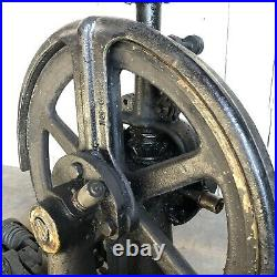 Vintage Industrial OTIS Elevator Speed Governor Flyball Antique Hit Miss Engine