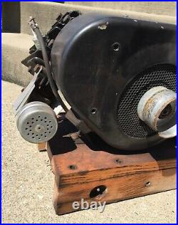 Vintage Johnson Iron Horse Hit & Miss Engine 4 Cycle Complete Motor WILL SHIP