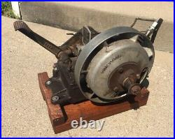 Vintage Maytag Engine Model 92 Motor 1936 Single Hit Miss Runs Great! WILL SHIP