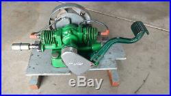 Vintage Maytag Hit Miss Model 72D Twin Engine Motor Serial 170605