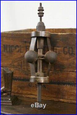Vintage Pickering Governor Hit Miss Engine Steam Engine Tractor Oiler brass