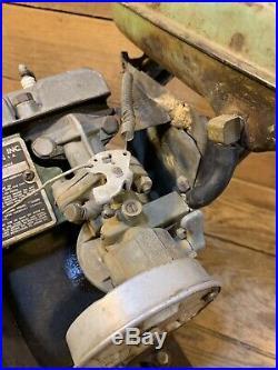Vintage REO Motors Gas Engine Model 211 E Vintage Go Kart 1951 Hit Miss Show Old