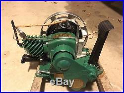 Vintage Restored 1933 Maytag model 92 Engine Motor Hit Miss Wringer Washer