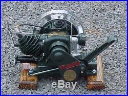 Vintage Restored 1936 Maytag Gas Engine Motor Hit Miss Wringer Washer