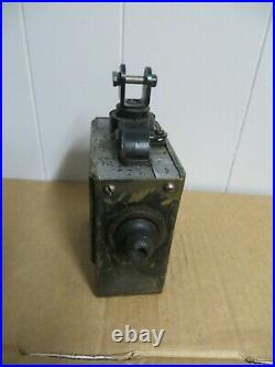 Vintage WICO Electric Company Type EK Magneto Hit-N-Miss Stationary Engine Mag