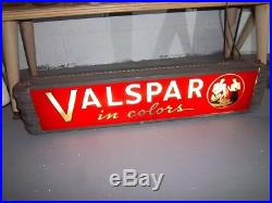 Vtg Outstanding MAYTAG Lighted Advertising SIGN Hit & Miss Engine Washer 1940-50