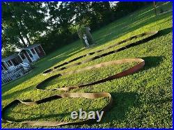 WEBB'S Hit And Miss Engine, machinery, Farm, Endless Flat Belt, 6X 25' Loop, 50