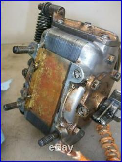WEBSTER JY 68 MAGNETO Serial No. 71092 Hit and Miss Old Gas Engine MAG HOT HOT