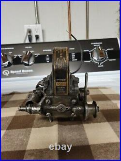 WEBSTER MagnetoType FM Low Tension Hit Miss Gas Engine Mag