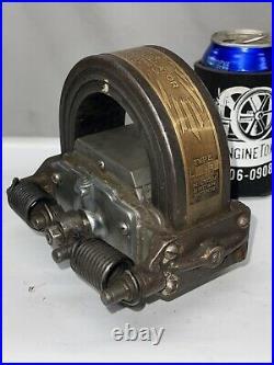 WEBSTER Type L 26 Low Tension 3 Bar Magneto Hit Miss Gas Engine Mag L26