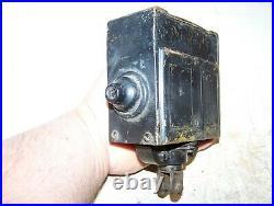 WICO EK Hit Miss Gas Engine Magneto Mag Spark Plug Steam Tractor Oiler Nice HOT