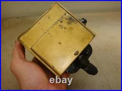 WICO EK MAGNETO Ser No. 127725 Old Hit and Miss Gas Engine HOT HOT HOT