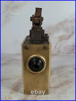 WICO EK MAGNETO Ser No. 867817 Old Hit and Miss Gas Engine HOT HOT HOT