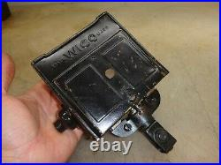 WICO EK MAGNETO Ser No. 943673 Old Hit and Miss Gas Engine HOT HOT HOT