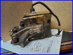 WICO EK MAGNETO Serial#898041 for Old Hit & Miss Gas Engine with striker & bracket